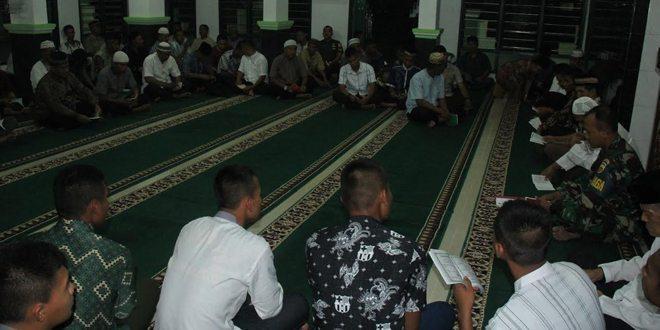 Korem 032/Wbr Gelar Yasinan, Tahlil Dan Doa Bersama Untuk Pahlawan Korban Gerakan 30 September