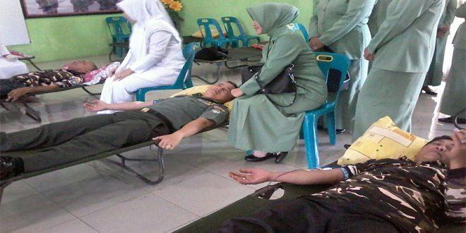 Kodim 0106/Ateng-Bm Donor Darah