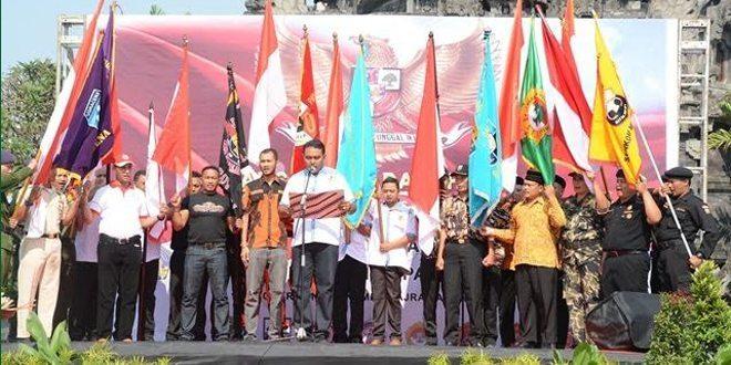"""Pemuda Bali Nyatakan """"Pancasila Adalah Kita"""""""