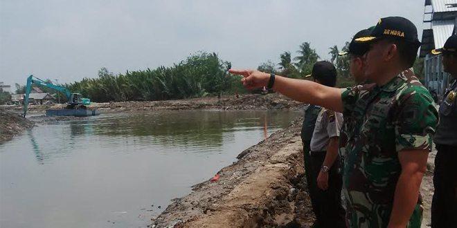 TMMD Ke-95, Wujudkan Fungsi Sungai Ku