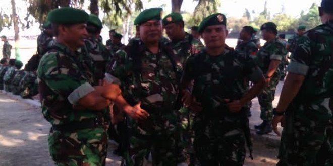 Pilkades Sampang, Kodim Surabaya Utara Terjunkan 50 Pasukan BKO