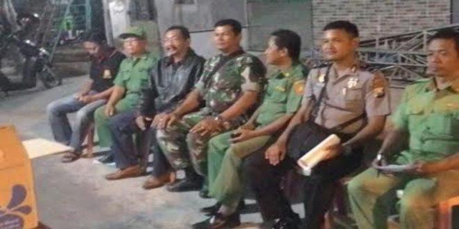 Ciptakan Situasi Kondusif, Danramil Bubutan Gelar Patroli Bersama