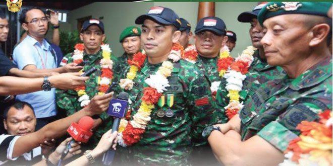 Praka Mulyana, Sniper Tangguh TNI AD Yang Dikagumi Petembak Amerika