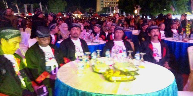 Malam Penutupan Perayaan Grebeg Suro dan Festival Reyog Nasional XXII Tahun 2015