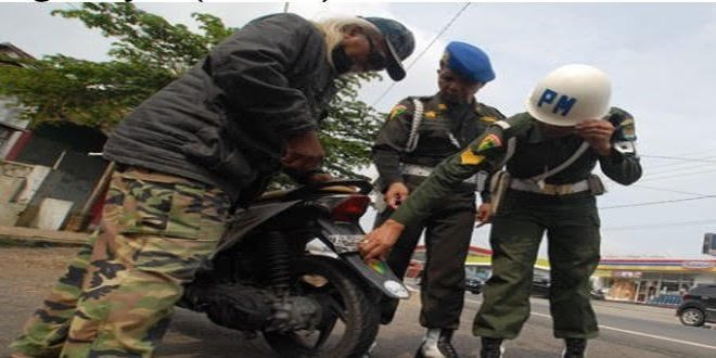 Komandan Kodim 0509/Kab. Bekasi Himbau Warga Tidak Pasang Stiker TNI Di Kendaraan Pribadi