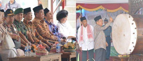 Wapres RI Jusuf Kalla Membuka Munas KE- IV Hidayatullah