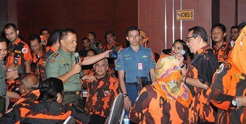 2.500 Anggota Pemuda Pancasila Ikuti Ceramah Panglima TNI