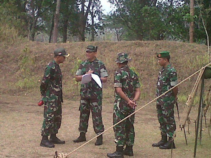 Pangdam IV/Diponegoro Tinjau Latihan Tim Ton Tangkas