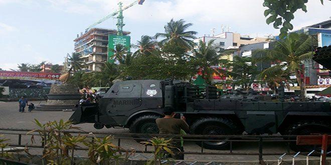 Pameran Alutsista PPRC TNI