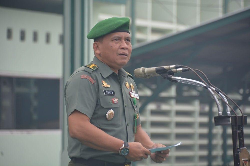 Irdam II/Swj : TNI Harus Jadi Perekat Persatuan Dan Kesatuan