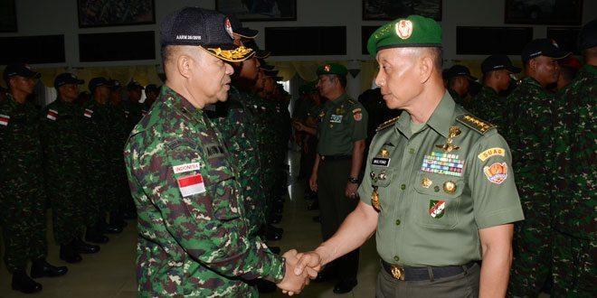 Kasad Lepas Tim AARM Ke Thailand