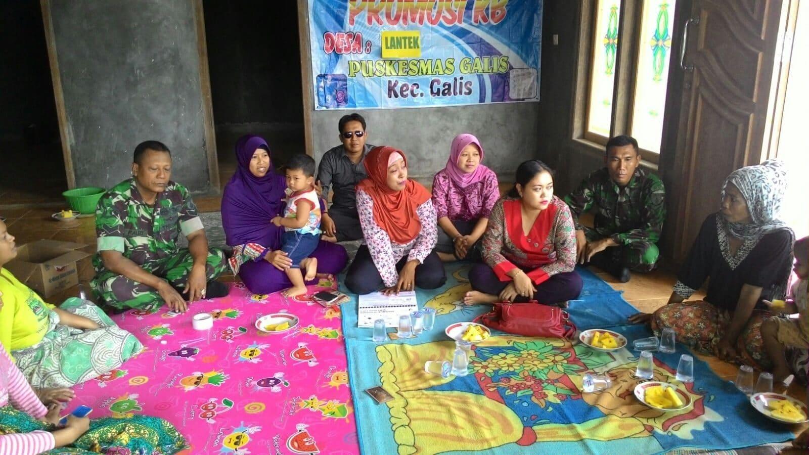 Kepedulian Kodim Bangkalan, Dukung Keberhasilan Program KB