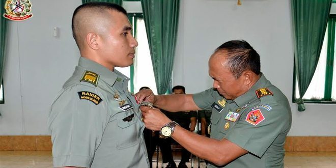 Kursus Guru Militer Pratama Crash Program Ta. 2015 Dibuka