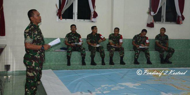 Geladi Posko PPRC TNI
