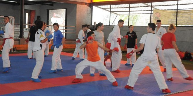 1.425 Atlet Karateka Dunia Gelar Latihan di Tangerang