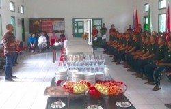 Dihadapan Ton Tangkas, Kasdam Jaya Tegaskan Pentingnya Jatidiri Prajurit Yang Handal Untuk Raih Hasil Maksimal