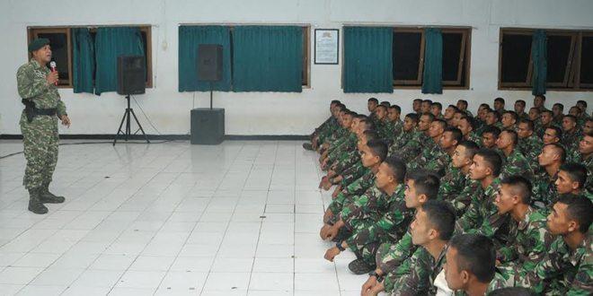 Socialization unit Kostrad the Student Officers Diksarcabif 86th TA. 2015