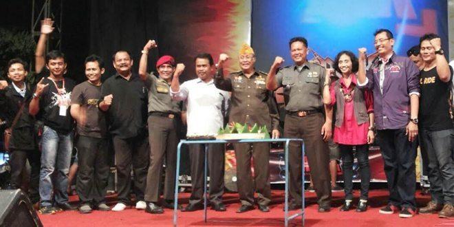Gebyar Konser Pahlawan di Kota Kediri