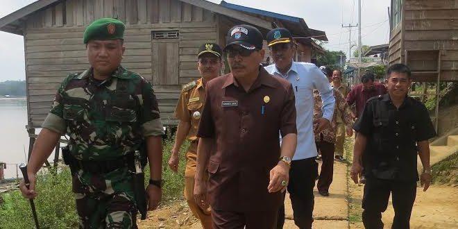 Dandim 1204/Sanggau Tutup Karya Bhakti TNI di Sekadau