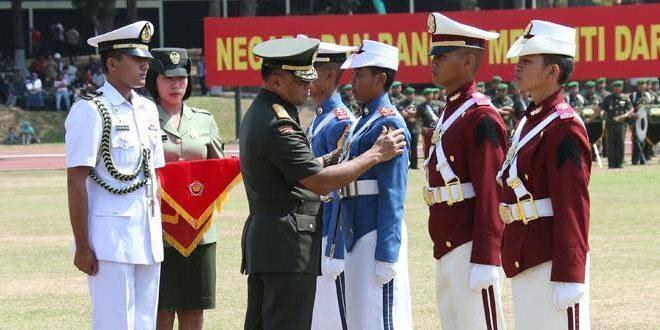 Panglima TNI : Jadikan Kebersamaan TNI dan Polri Sebagai Denyut Dalam Pengabdian