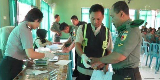 Kodim Tuban turut Perangi Narkoba dengan Gelar Sosialisasi internal