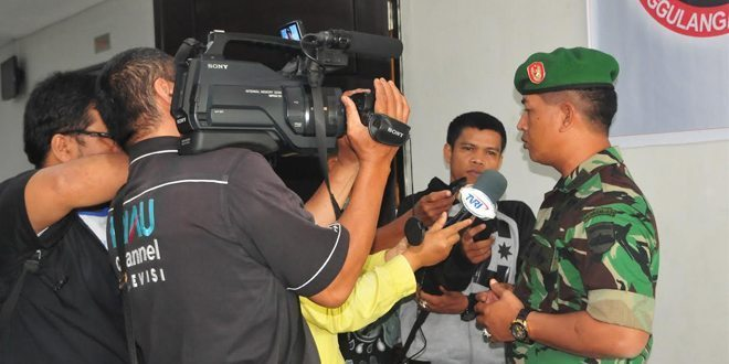 Kasrem 031/Wirabima : Usai Pilkada Serentak, Situasi Kemanan Riau Kondusif