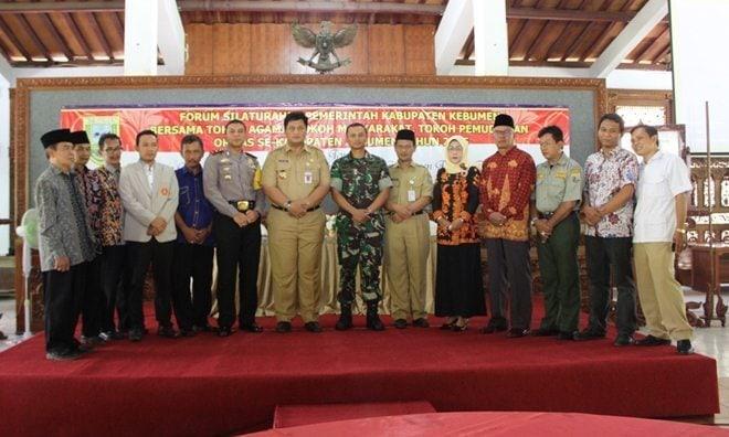 Dandim 0709/Kebumen Ajak Seluruh Komponen Bangsa Damai Menuju Tahun Keberkahan