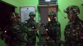 Satgas Pamtas RI-PNG Yonif 411/Raider Kostrad Kembali Berhasil Mengamankan 1 Paket Ganja Siap Edar