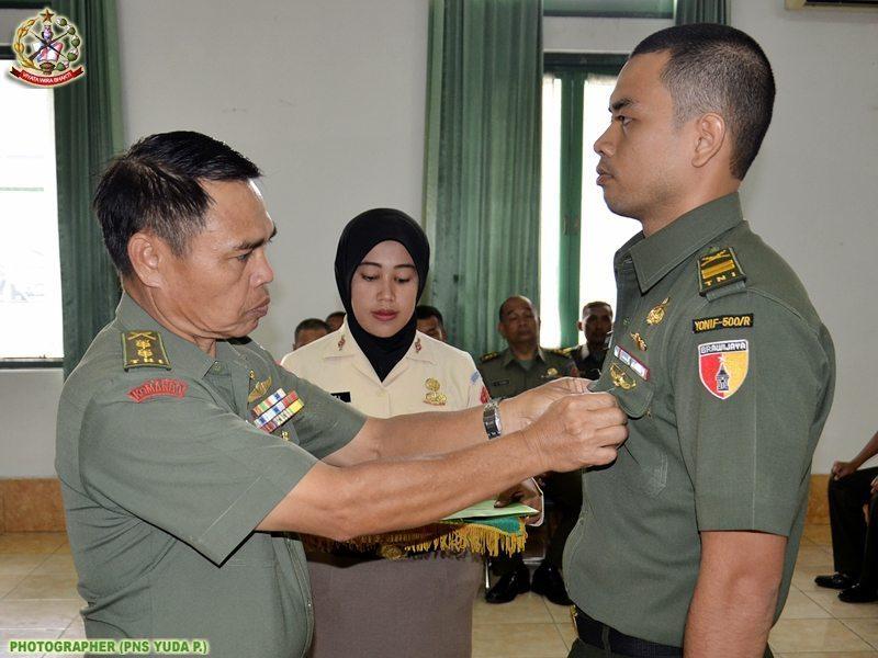 Pendidikan Kibi TNI AD Gel. II Dan Susbatalidjuang Resmi Ditutup