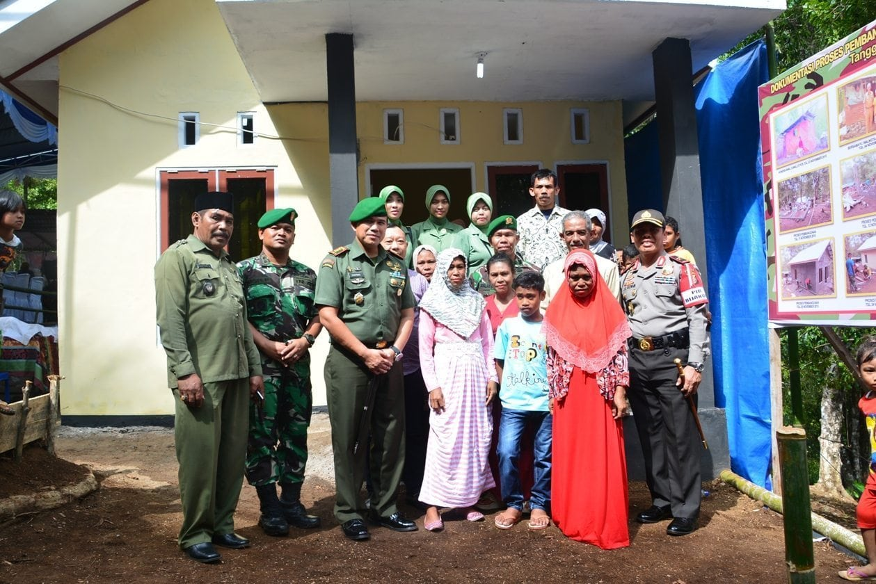 Kemanunggalan TNI dengan Rakyat