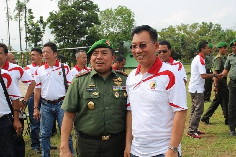 Danrem 031/Wirabima Apresiasi Komitmen Pengusaha di Riau