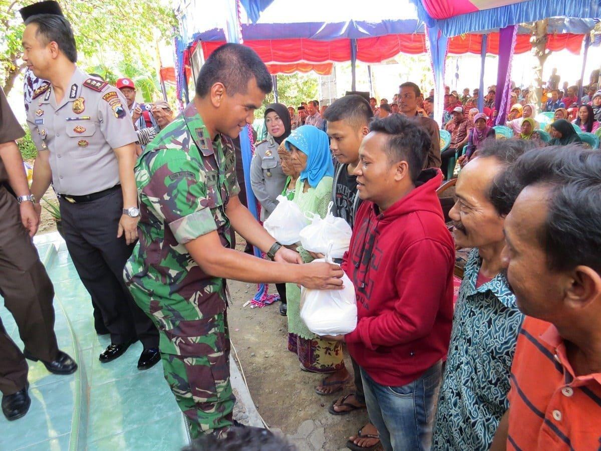 Silahturahmi Forkompinda Kab. Brebes Di Desa Prapag Kidul Losari