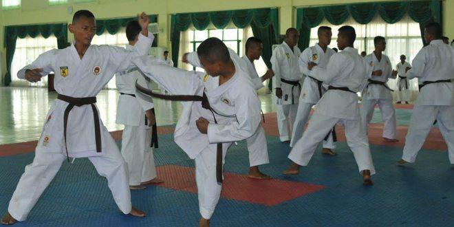 Ujian Karate DAN Perguruan Inkai