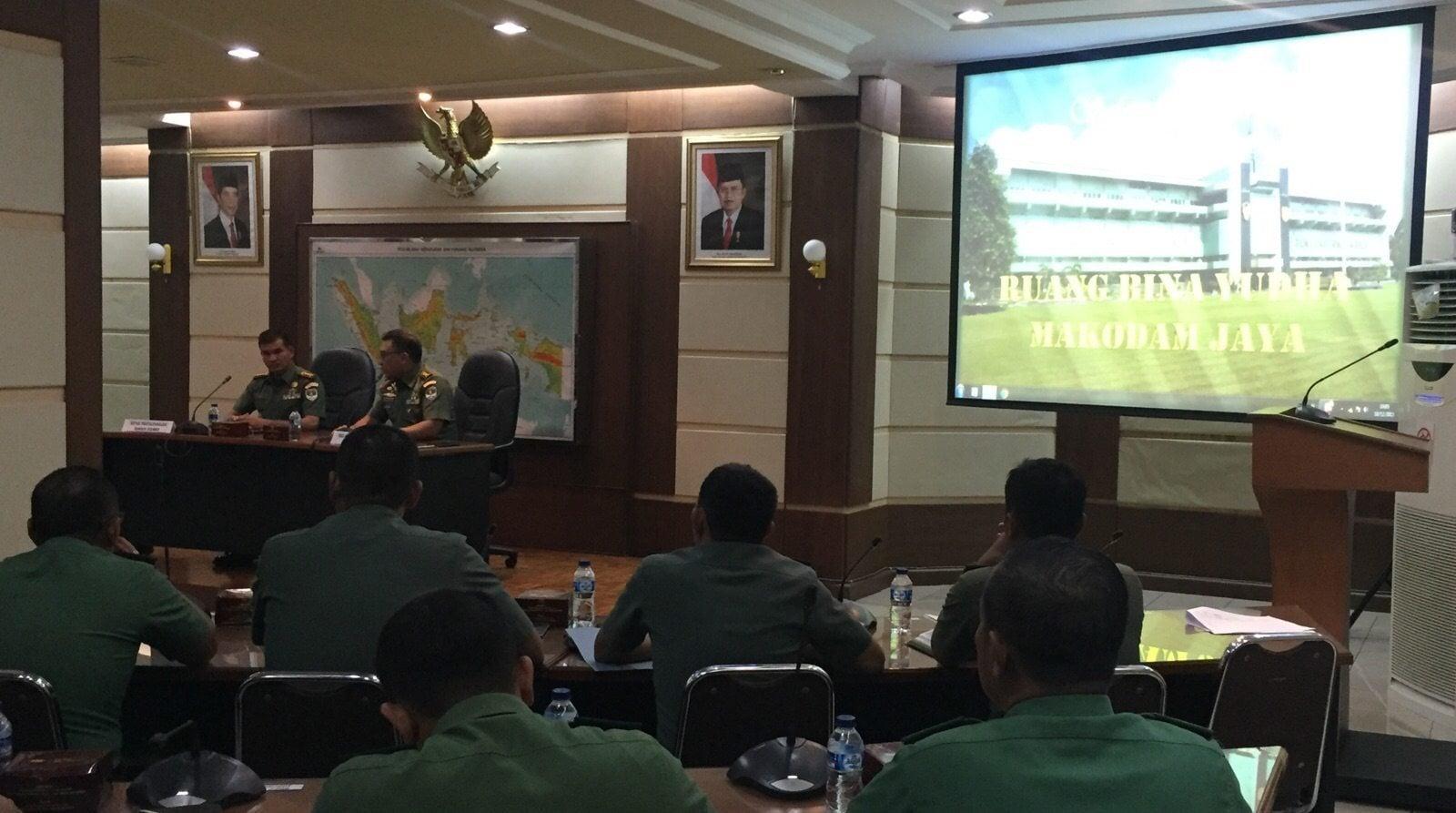 Kodam Jaya Persiapkan Hari Juang Kartika 2015