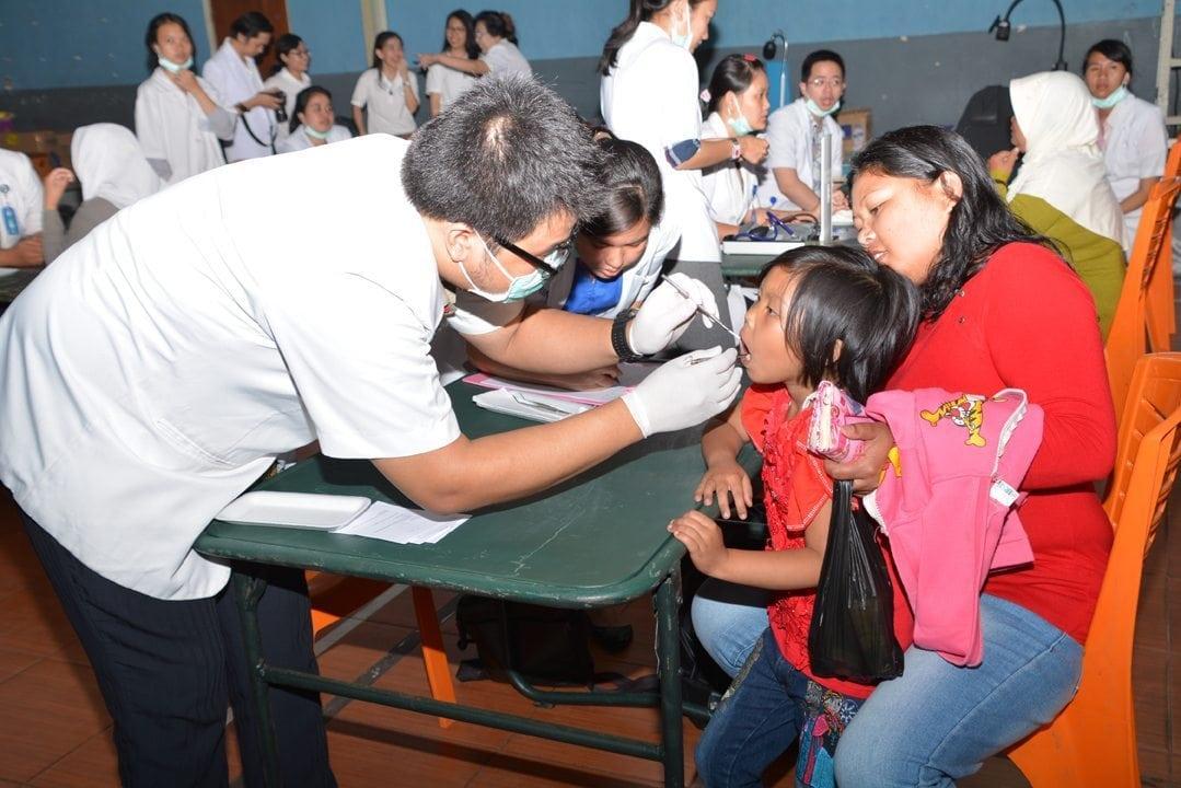 Kodiklat TNI AD Laksanakan Kegiatan Bakti Sosial Kesehatan
