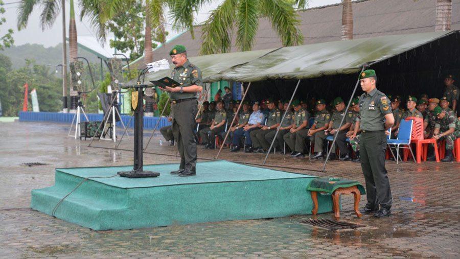 Perlombaan Oramil, Sambut HUT ke-70 Kodam II Sriwijaya
