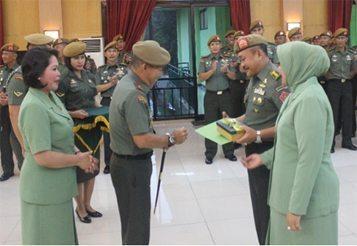 Kolonel Arm Darlan Harahap, S.I.P Jabat Dirkersamik Sesko TNI
