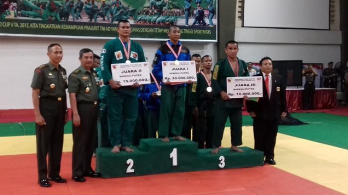 kostrad juara 1 yong moo do ke 2 di surabaya 14-12-15