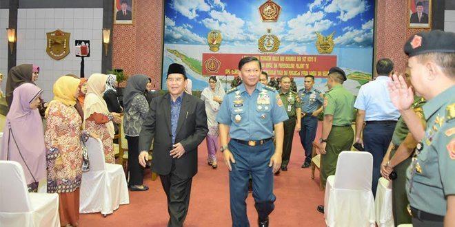 Peringatan Maulid Nabi di Mabes TNI