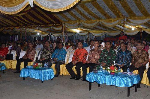 Perayaan Natal Bersama tahun 2015 Pemerintah Daerah Kota Sorong