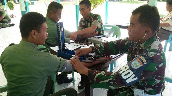 226 Prajurit Tamtama Kodam XII/Tpr Siap Dididik Menjadi Bintara