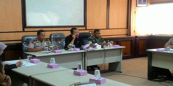 Kodim 0809/Kediri bersama Polres Kediri Sambut pemulangan eks. Anggota Gafatar