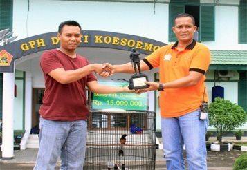 Wujud Kepedulian Pusdikzi Kodiklat TNI AD Terhadap Satwa Burung dan Kicau Mania
