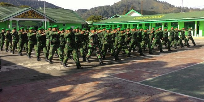 Minggu Militer, Back To Basic Bagi Prajurit