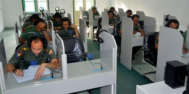 Ada Laboratorium Bahasa Inggris untuk Prajurit Kobangdikal