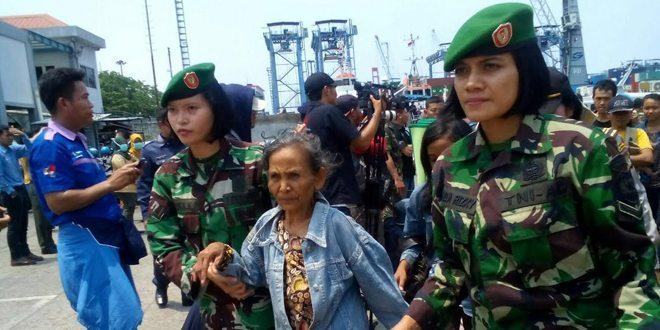 Kodam Jaya Turut Aksi Kawal Kedatangan Ex Anggota Gafatar