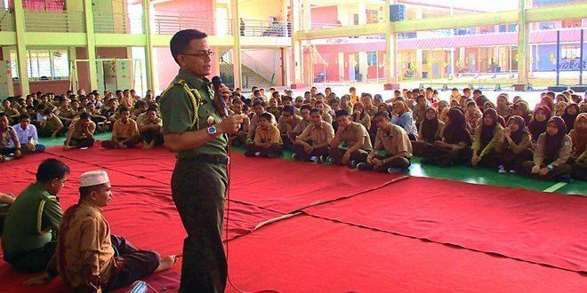 Athan RI di Kuala Lumpur Berikan Wawasan Kebangsaan Kepada Anak-Anak TKI