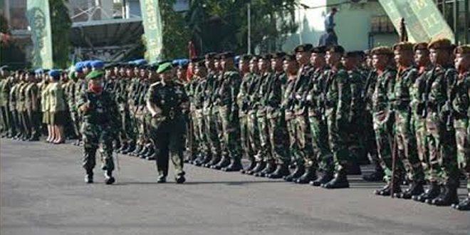 Pangdam Resmikan 3 Batalyon Satbanpur Jajaran Kodam II/Swj