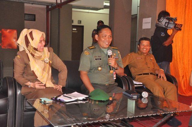 Kasi Intel Korem 031 Wirabima Bekali Eks Gafatar Riau Wawasan Kebangsaan