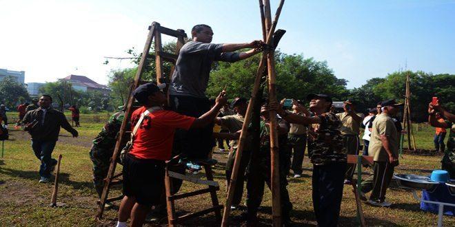 Sinergitas TNI-Polri dan Masyarakat Surakarta